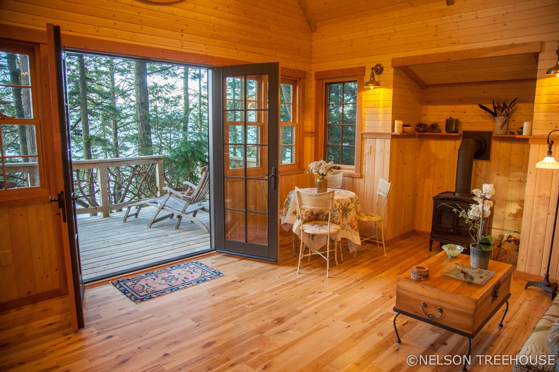 Seaside Treehouse - Nelson Treehouse 23