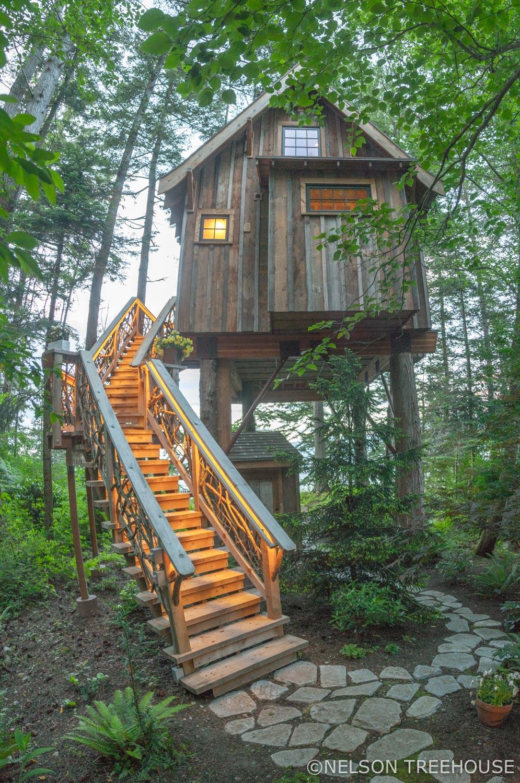 Seaside Treehouse - Nelson Treehouse 31