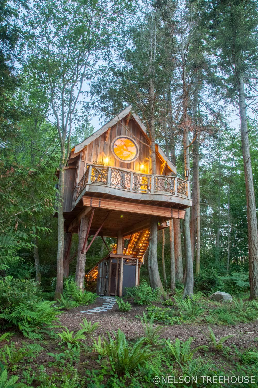 Seaside Treehouse - Nelson Treehouse 38