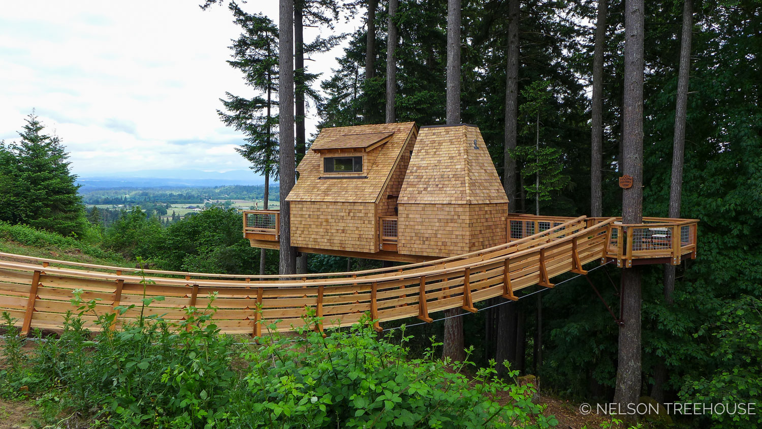Treehouse Masters Nelson Treehouse Nelson Treehouse