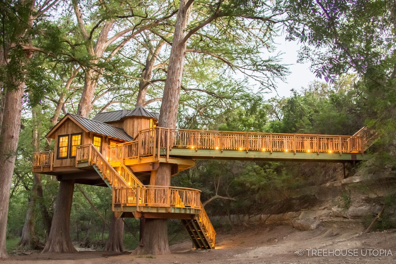 Chateau at Treehouse Utopia