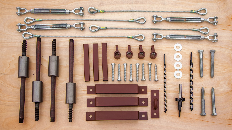 hardware kit for the oso design