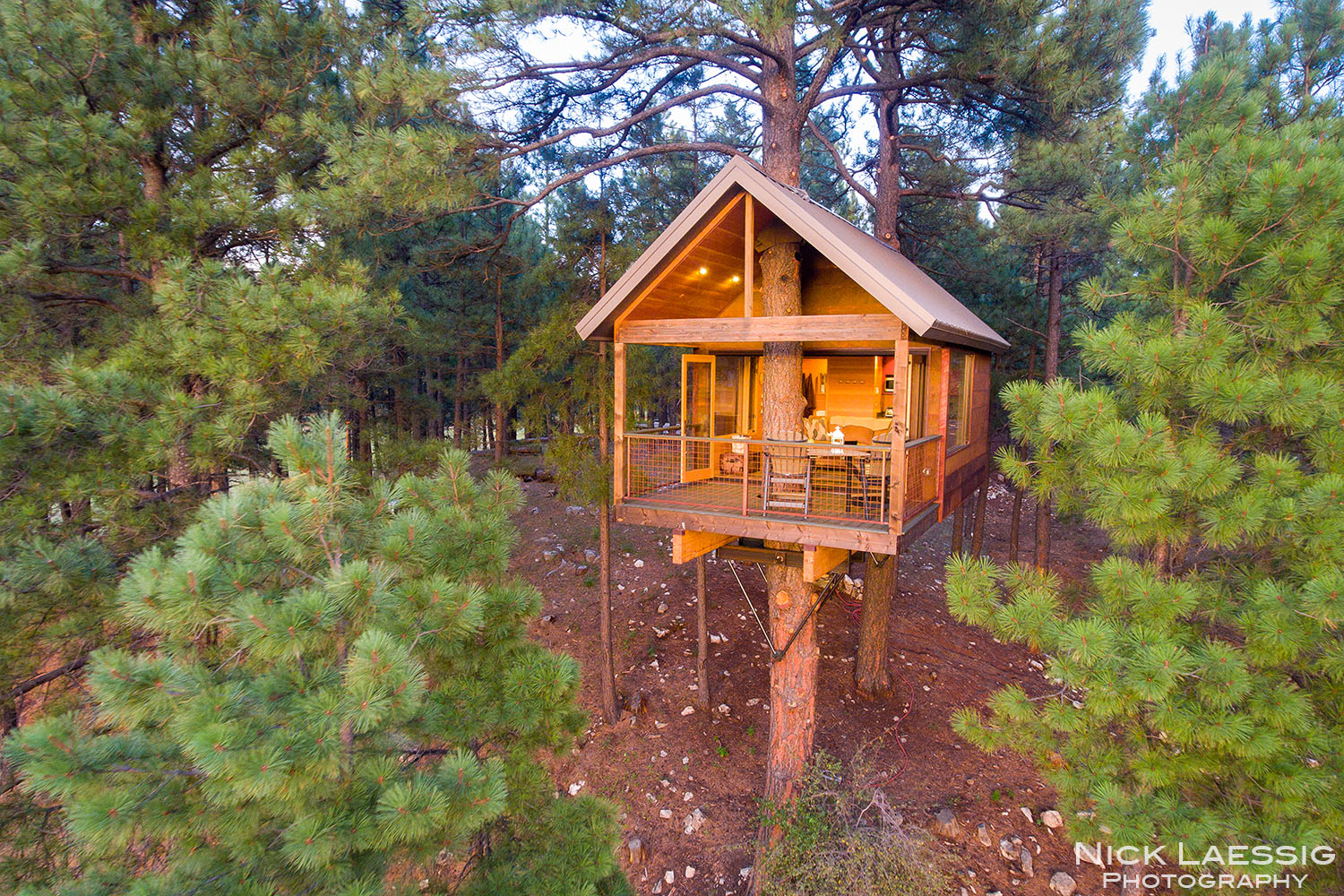 Diy Builders Craft Incredible Treehouses Around The Country