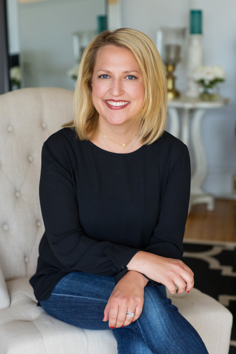 Christine Marvin, Director of Corporate Strategy + Design at Marvin Windows and Doors. Photo Courtesy of Marvin.