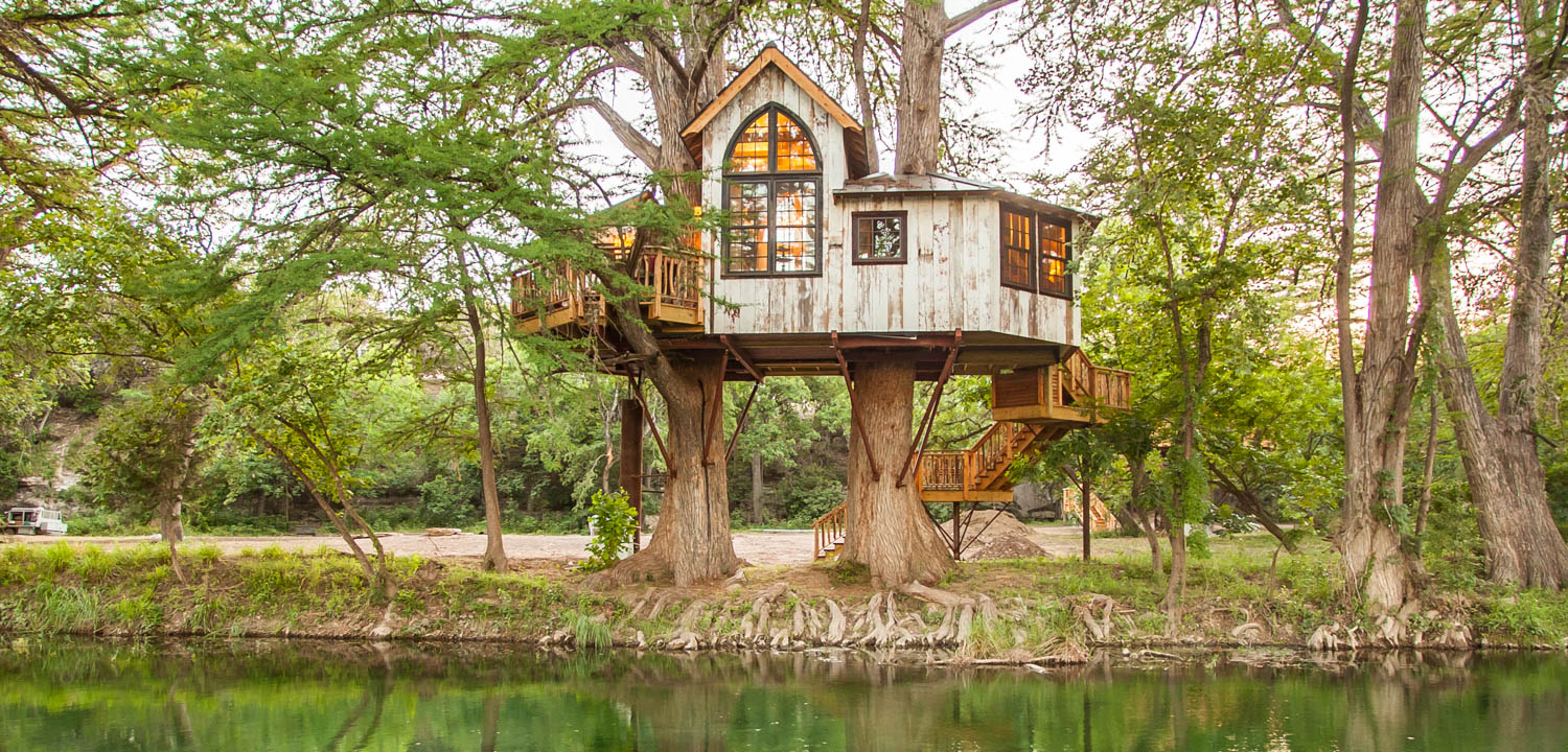 Stay In A Treehouse Nelson Treehouse