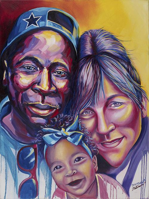 Kay, Marsha & Brooklyn