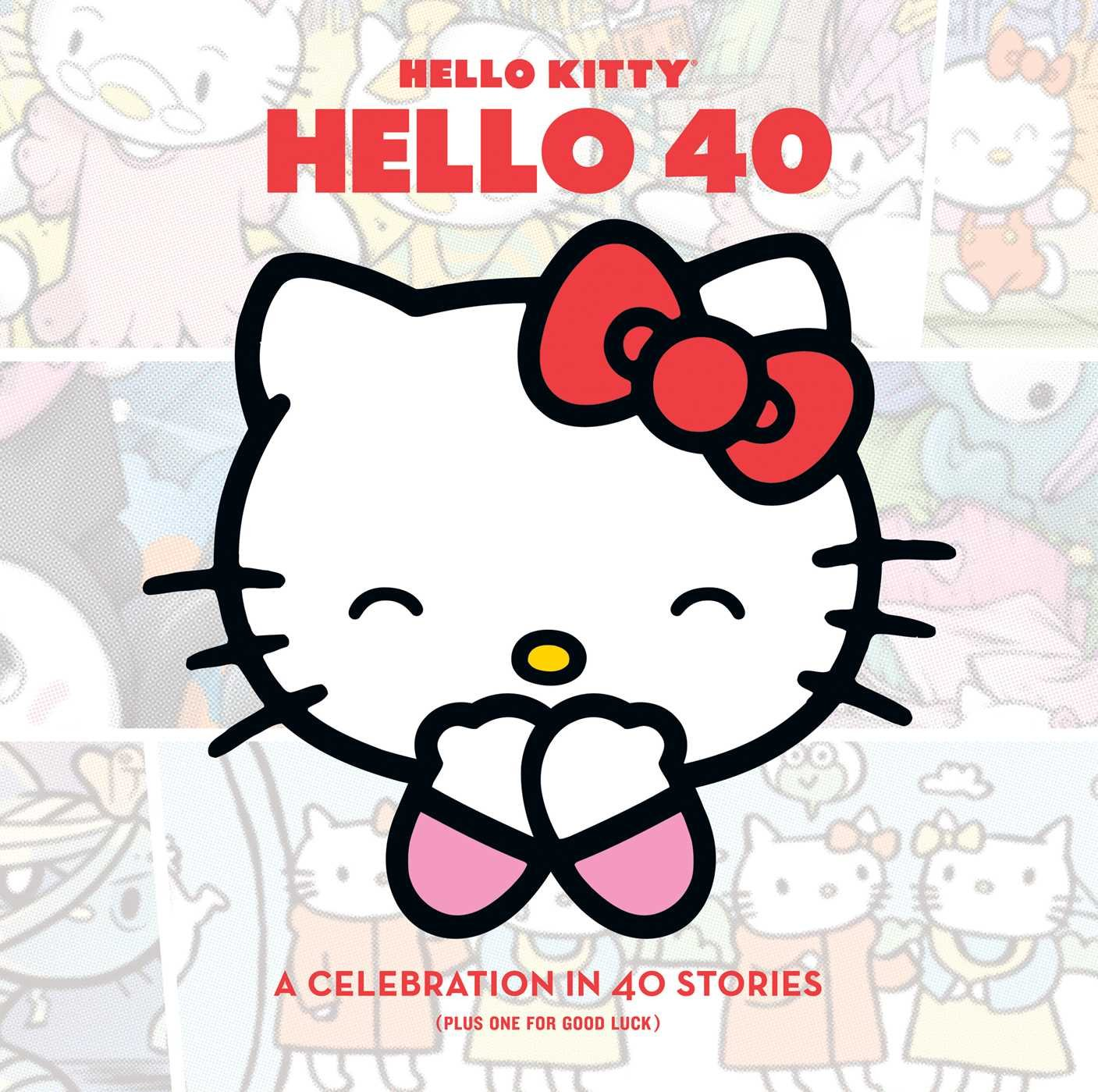 Flatting     In 1974, Hello Kitty stepped on the scene,  and she's had the world wrapped around her little red bow ever since. Here, some of her biggest fans—from comic artists to muralists to toy creators—pay tribute in story and art.