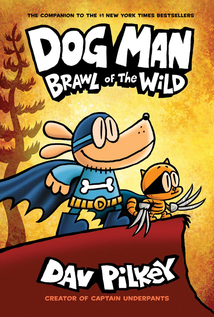Flatting and Color Assists     Is Dog Man bad to the bone?  The heroic hound is sent to the pound for a crime he didn't commit! While his pals work to prove his innocence, Dog Man struggles to find his place among dogs and people. Being a part of both worlds, will he ever fully fit in with one?