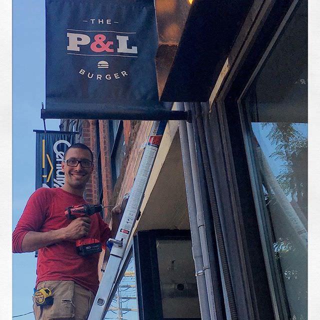 business sign install repair fix it friend handyman toronto