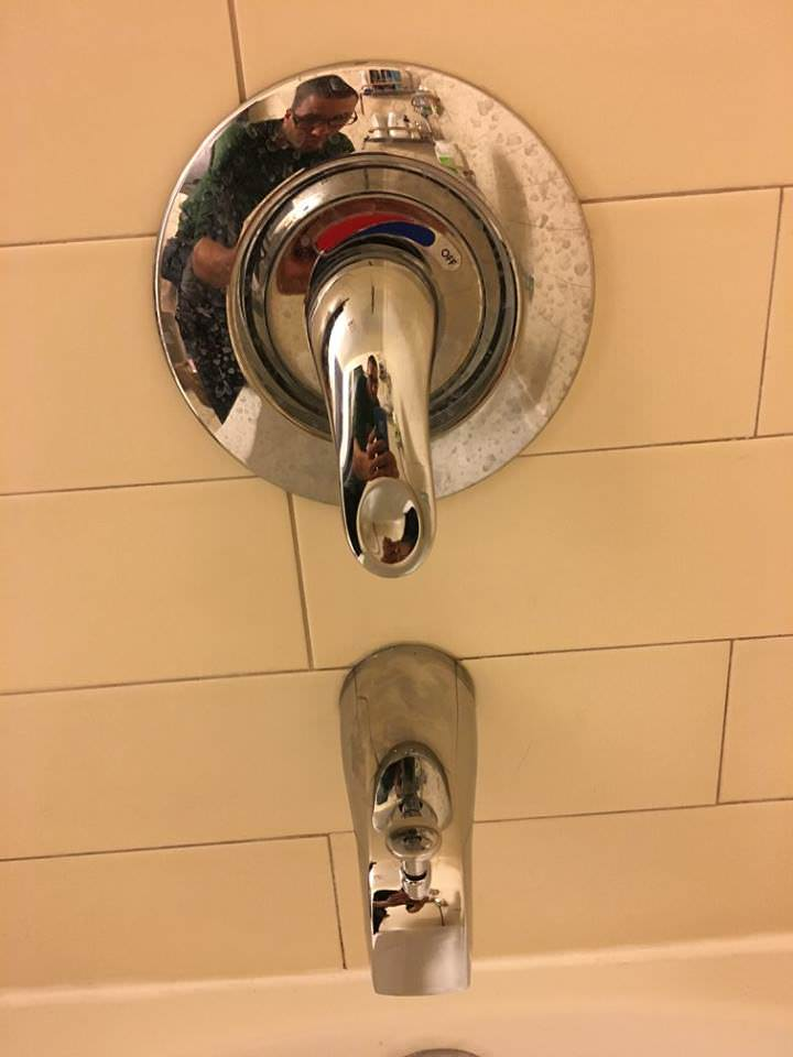 tub spout faucet repair install fix it friend handyman toronto