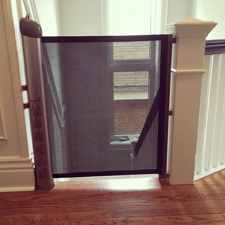 Baby Gates and Childproofing