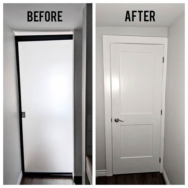 door installation repair fix it friend handyman toronto