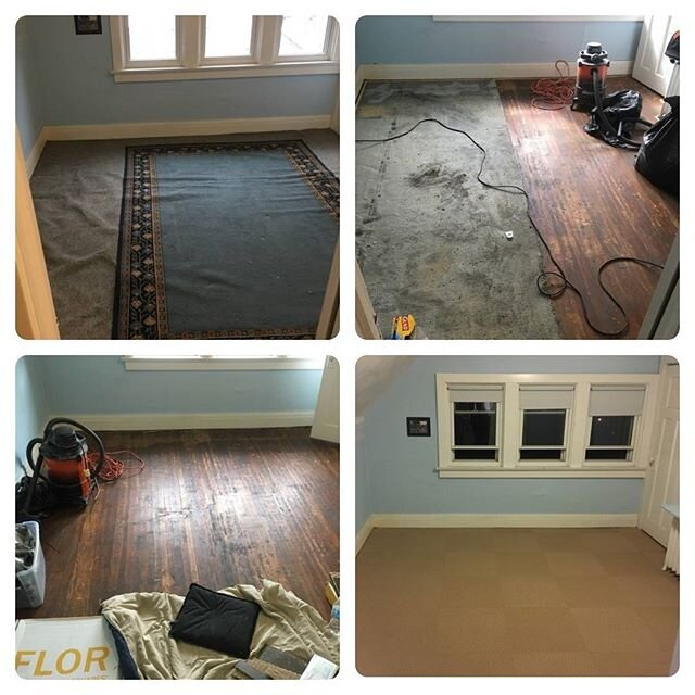 floor tile installation repair fix it friend handyman toronto