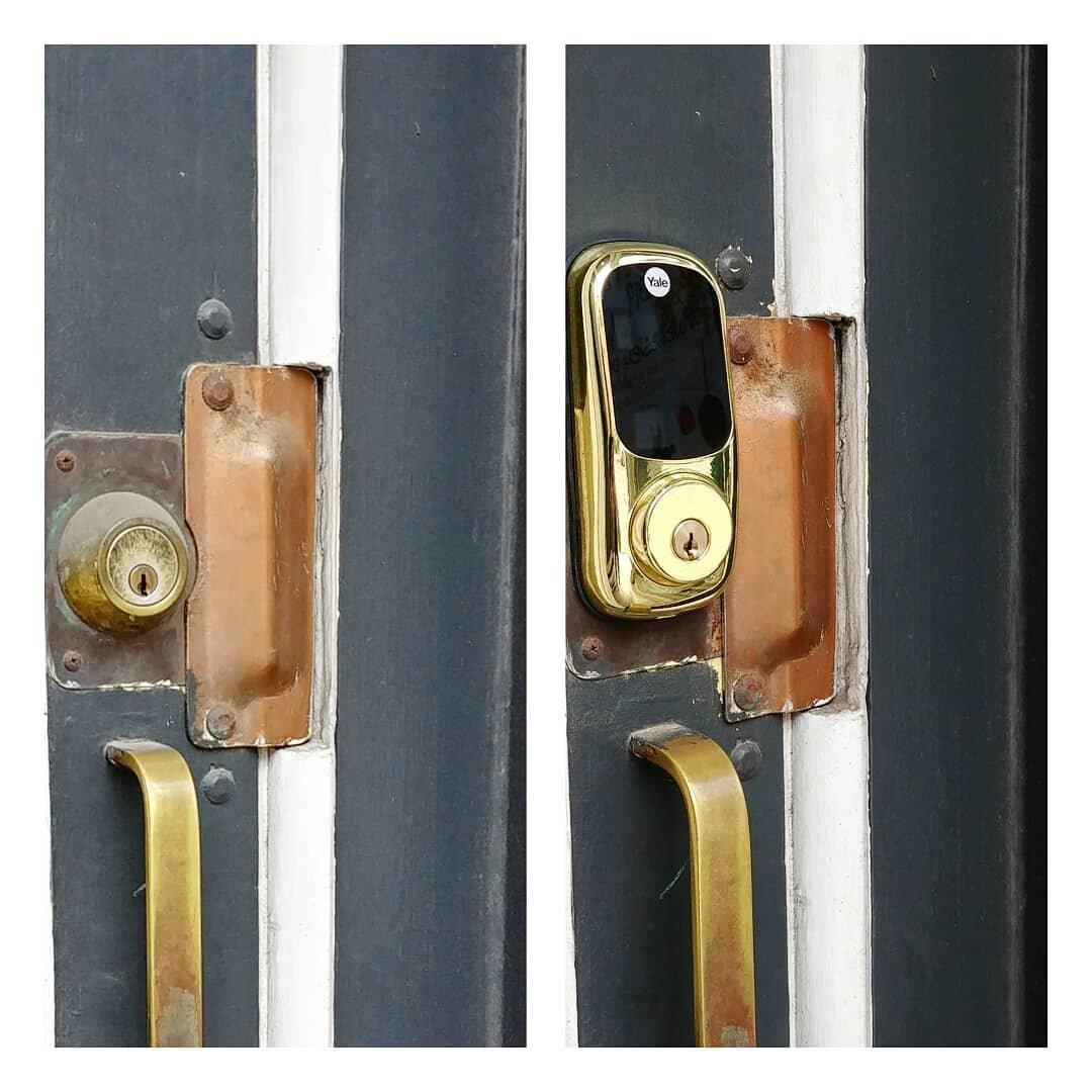 Lock Installation and Upgrade