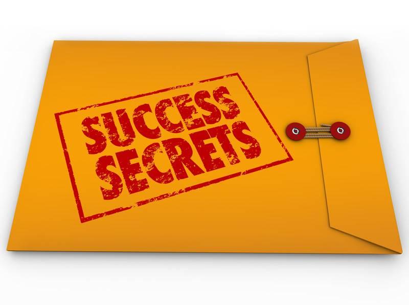 Business secrets to success