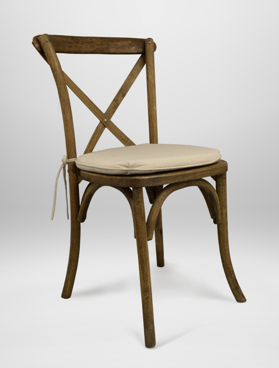 Sonoma Crossback Chairs with Pads