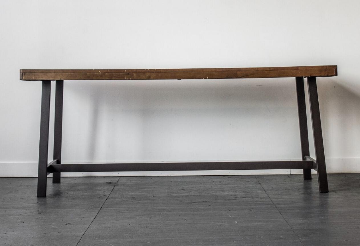 Rainier Wood Table