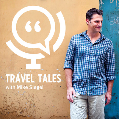 TRAVEL TALES PODCASTWITH YOURS TRULY... - We could all use a break from the real world at some point.For California native Caroline Cagle, that break took form in a three-month stay at a meditation retreat outside Rishikesh, India.Like many followers before her (including the Beatles), Caroline went to India to bring her meditation practices to new heights, so she could return home and teach others.Caroline also shares how she got the the travel bug at an early age, as an exchange student in Belgium and Costa Rica.They say travel can bring inner peace to a person, and no one knows it better than Caroline.Thanks, Caroline. Now help me find my mantra!