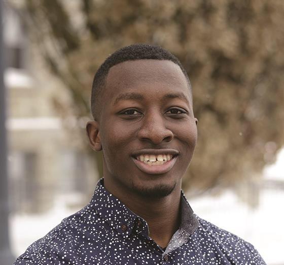 Curtis Carmichael - Activist