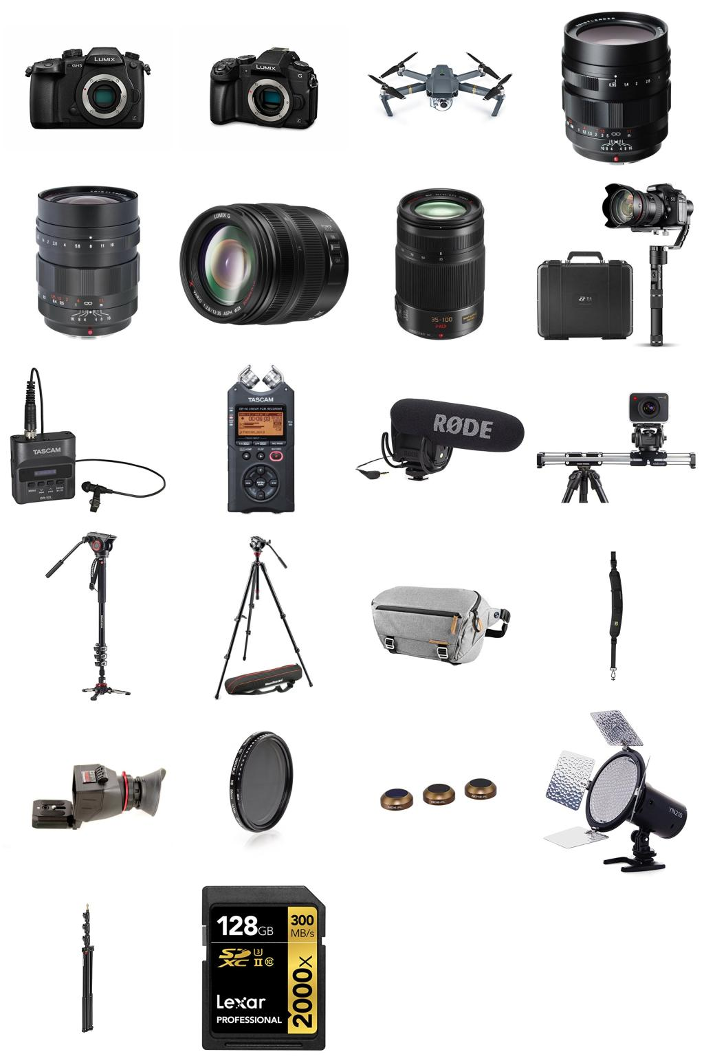 Solo Shooter Kit -