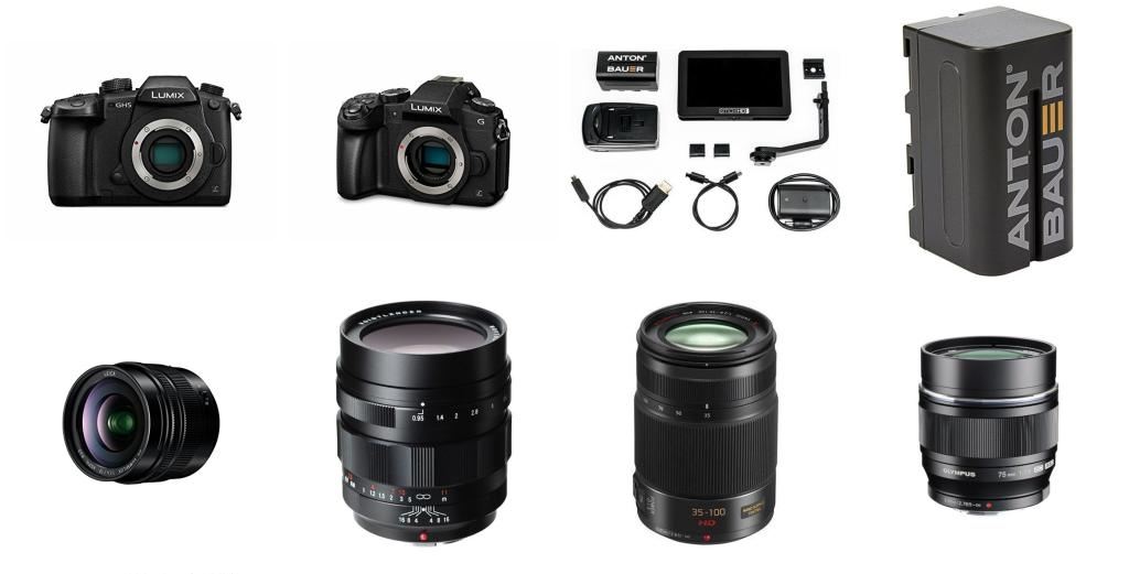 Check Out The Gear I Use Every Wedding - at kit.com