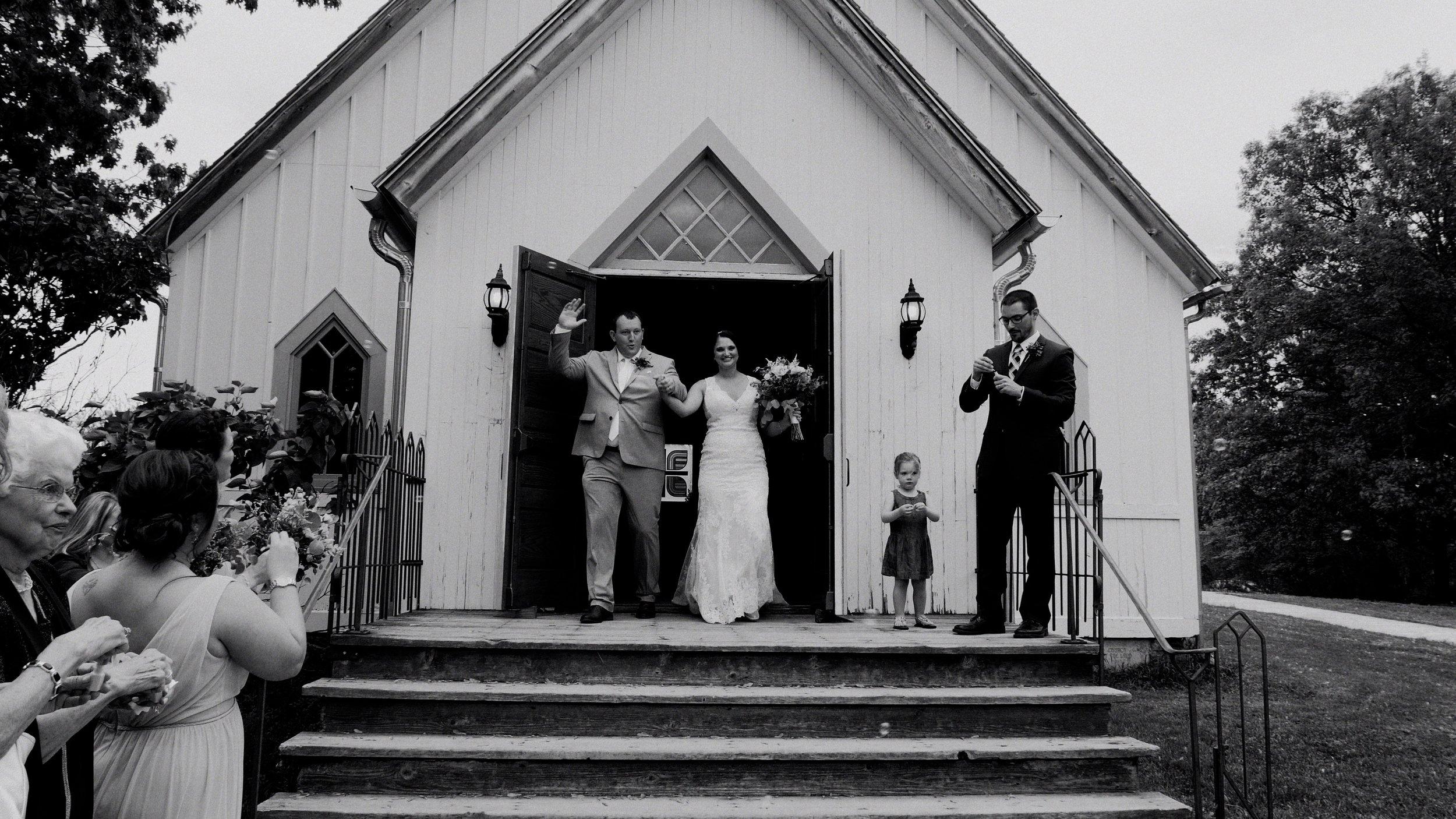 Living History Farms Wedding -
