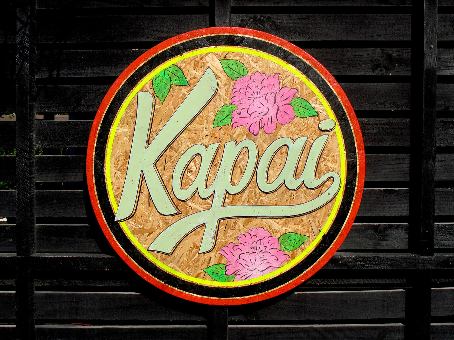 Everything-is-kapai-round-art-work-by-Tony-Harrington