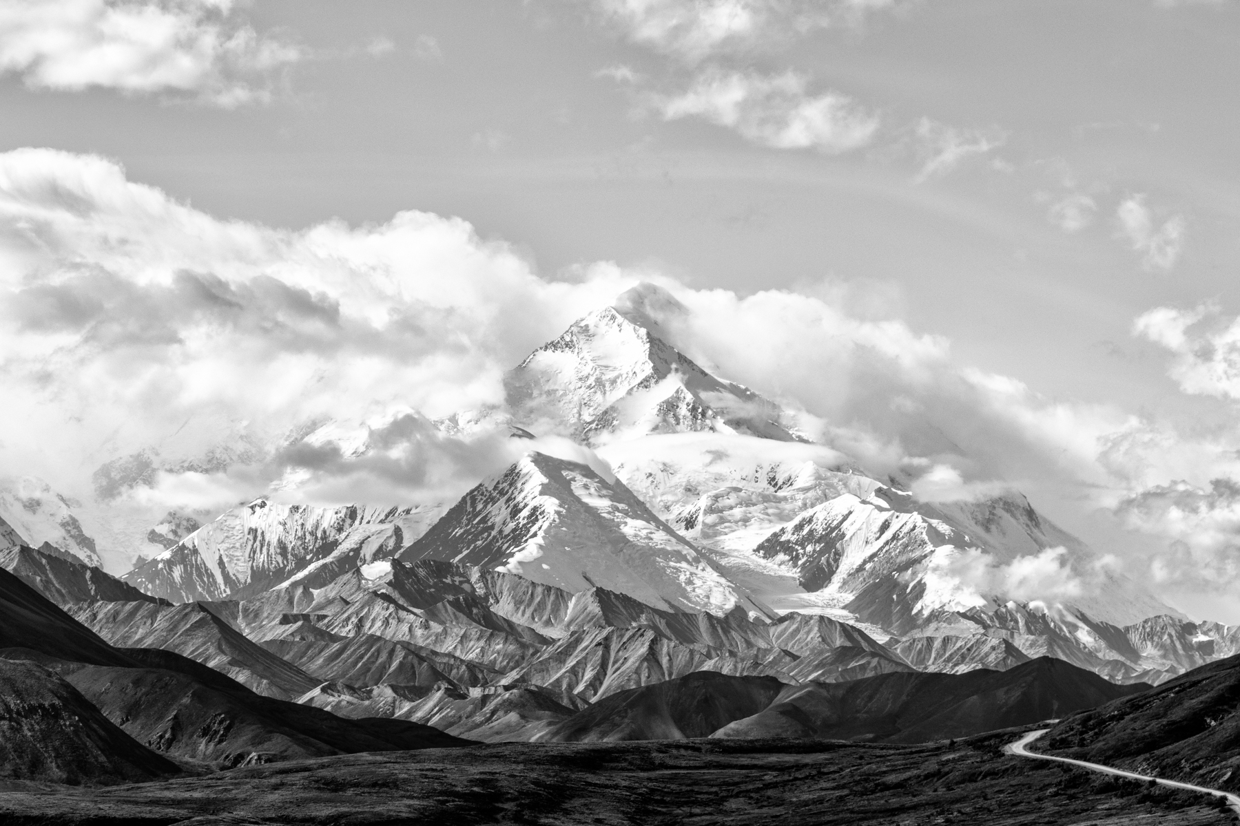 ISO 160 * 75mm * f/8.0 [Panasonic GX1 + 14-140mm]    Denali, Denali National Park, AK  - The trip that cemented my love of travel & photography, despite a camera casualty!