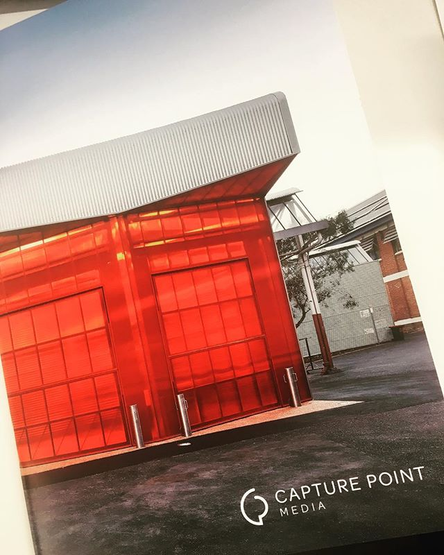We made the cover of @capturepoint_media new portfolio #featuring #ourworks #kickinggoals #webuiltit #construction #architectural #photography #collaboration #atbest #wearetandembuildinggroup