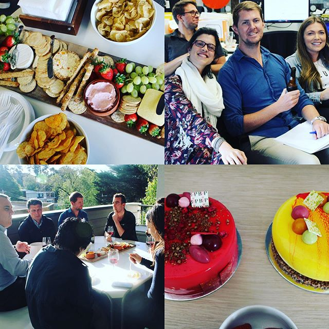 At this months team huddle we take time out to say good journey to Gabriela aka Gabi. Bitter sweet but ode to the birthdays as we got to eat cake in the sun ☀️ #wearetandembuildinggroup