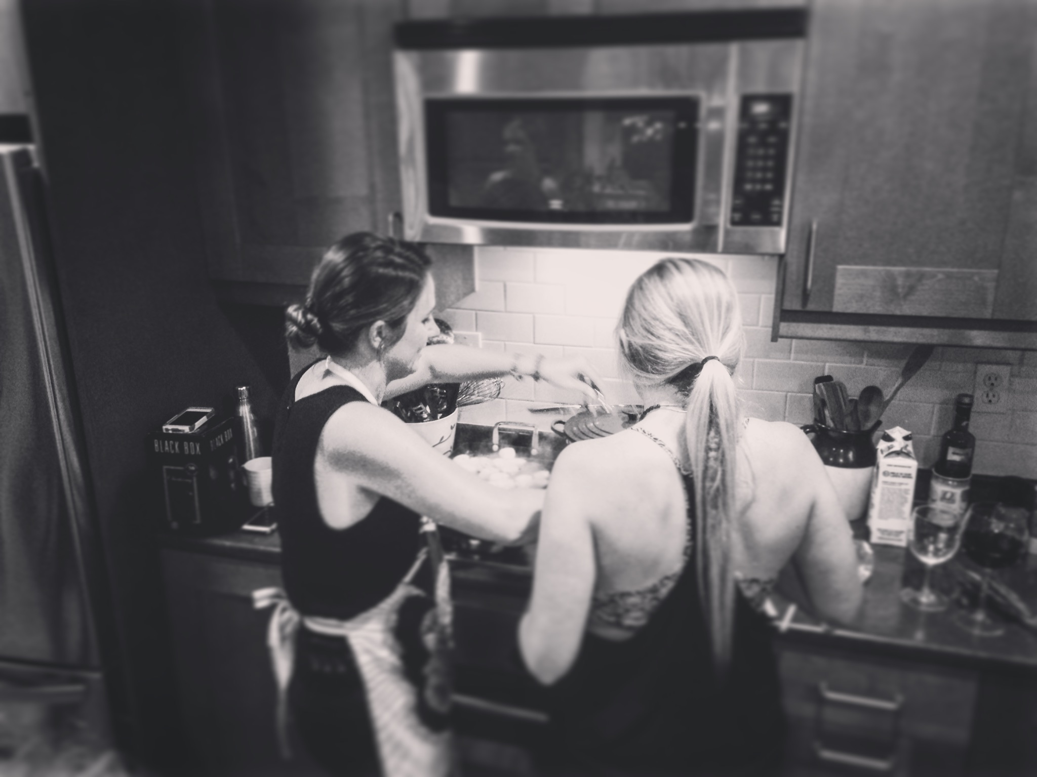 molly and karli in the kitchen.jpg