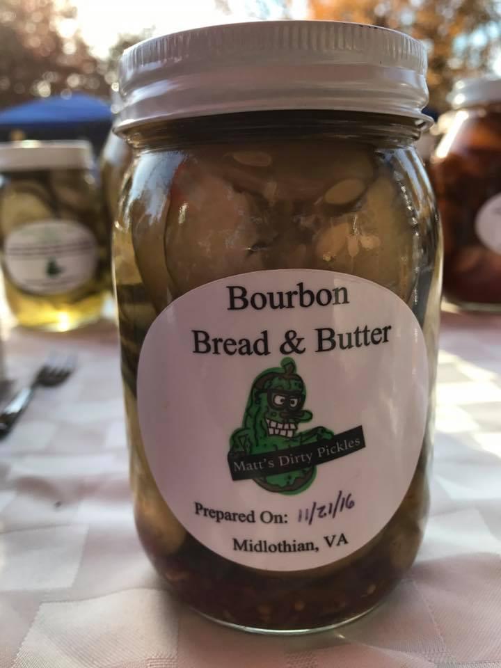 Bourbon Bread & Butter