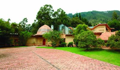 Fachada Casa El Encuentro