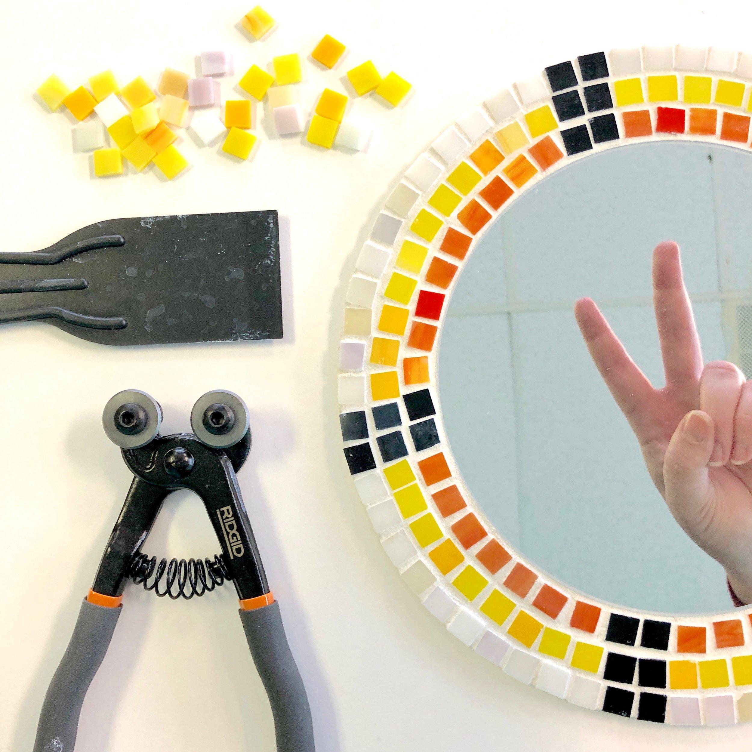 Mosaic Tile Workshop Austin, TX