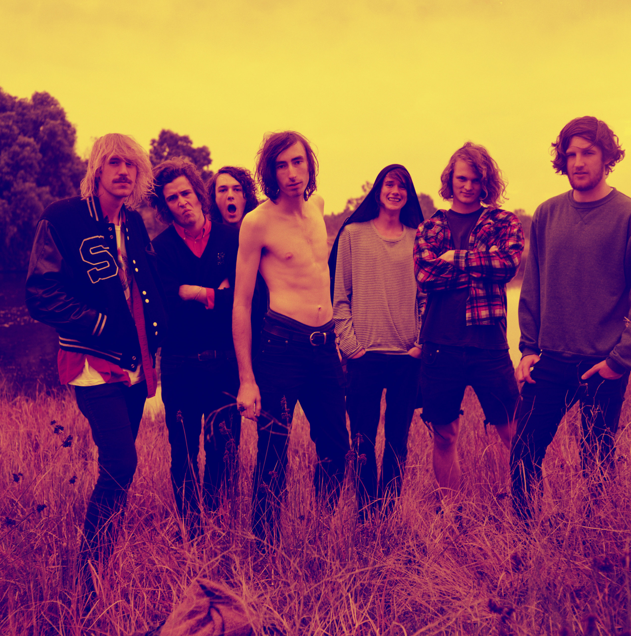 8. King Gizzard and the Lizard Wizard -  Nonagon Infinity