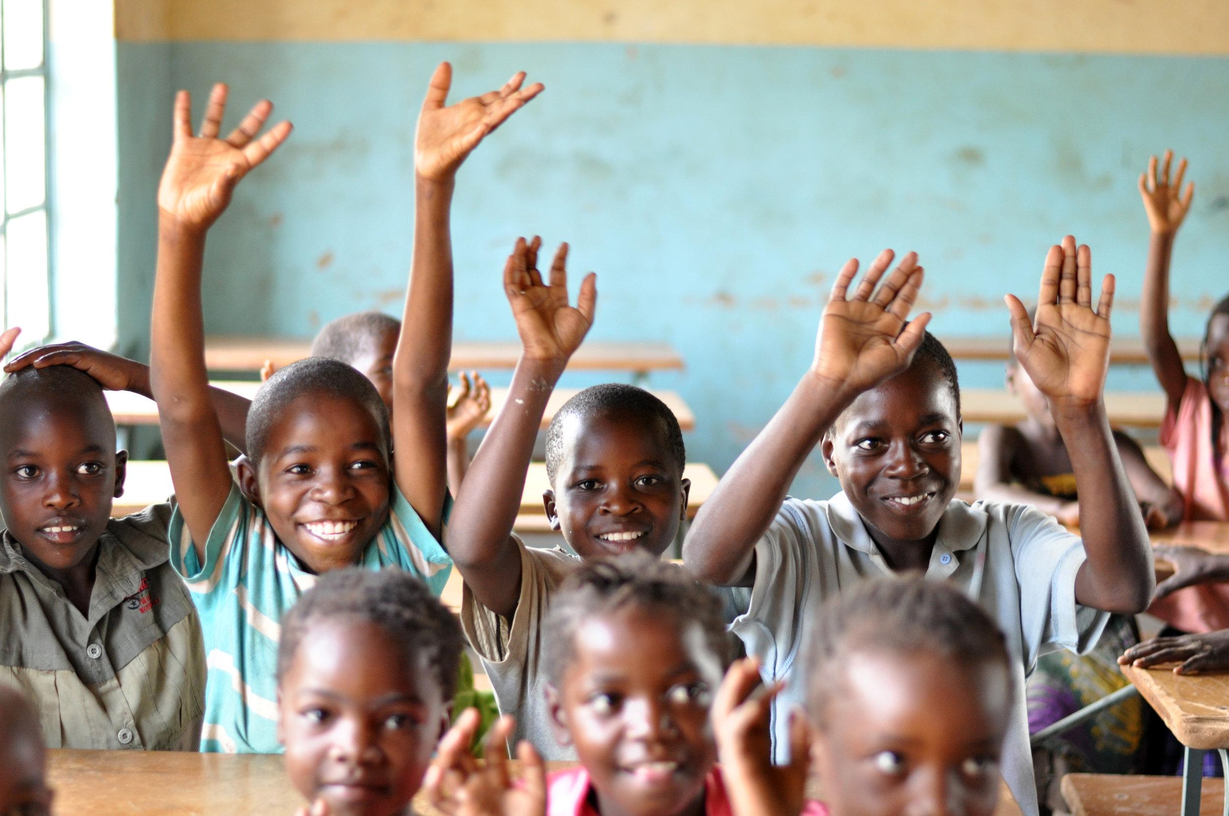 Leanne Gray/FHI 360, USAID Zambia SPLASH Project
