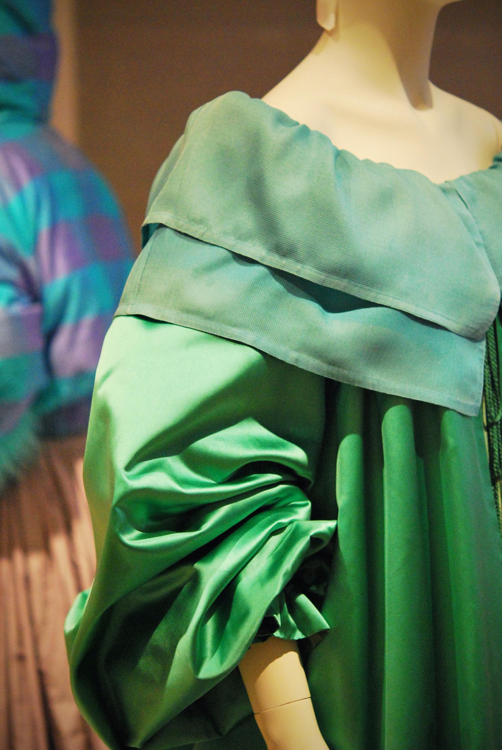 JUPITER opera coat, Spring 1991.