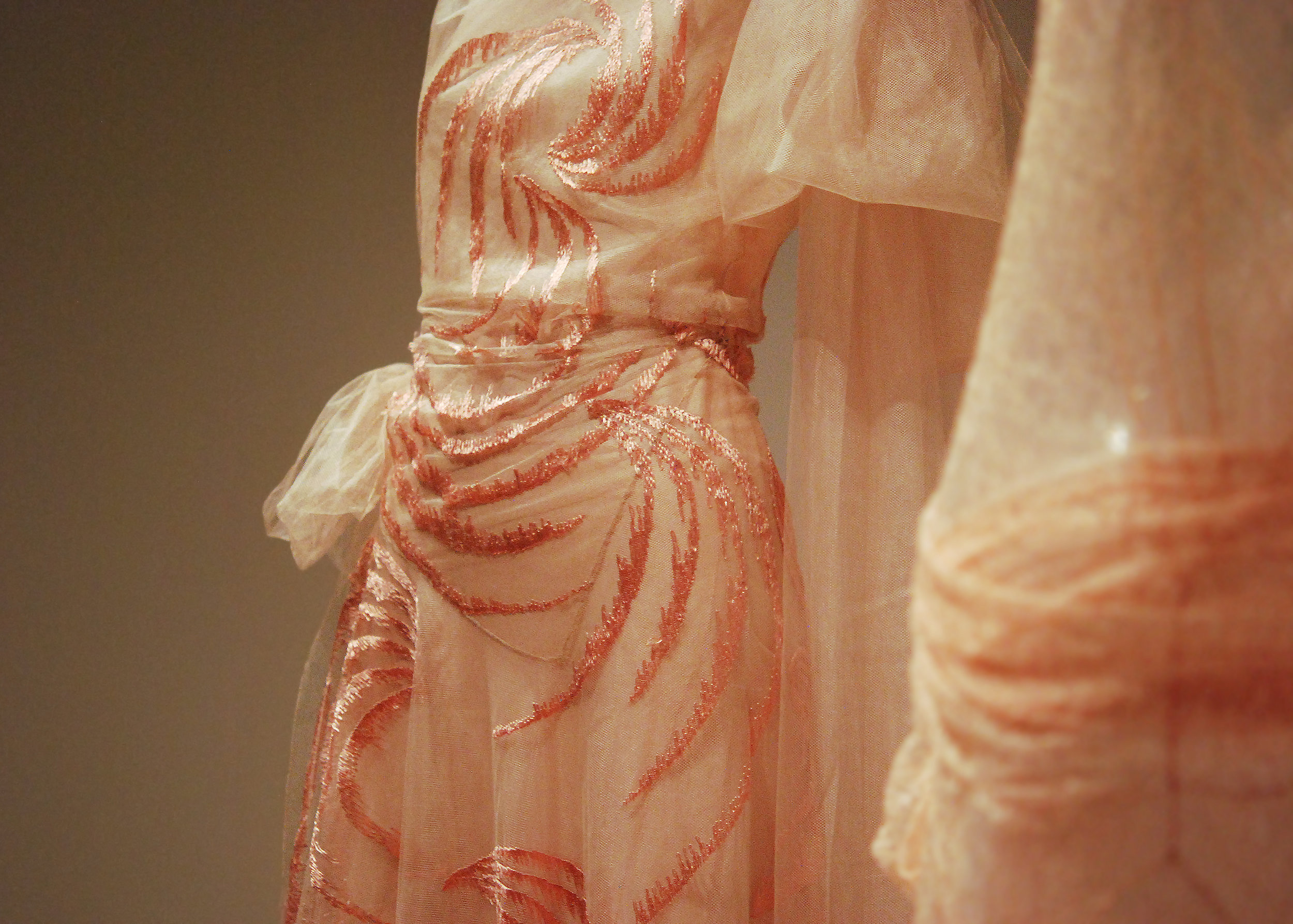 Madeilene Vionnet , Evening Dress, 1929, haute couture