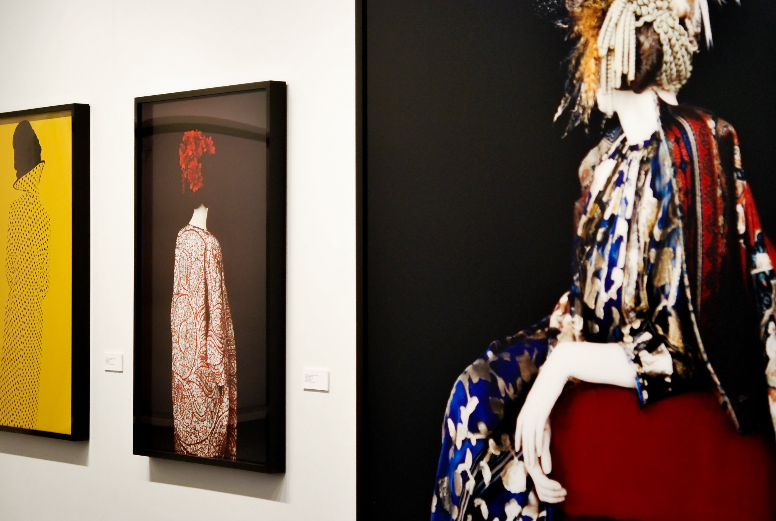 Works by Erik Madigan Heck,  Weinstein Hammons Gallery