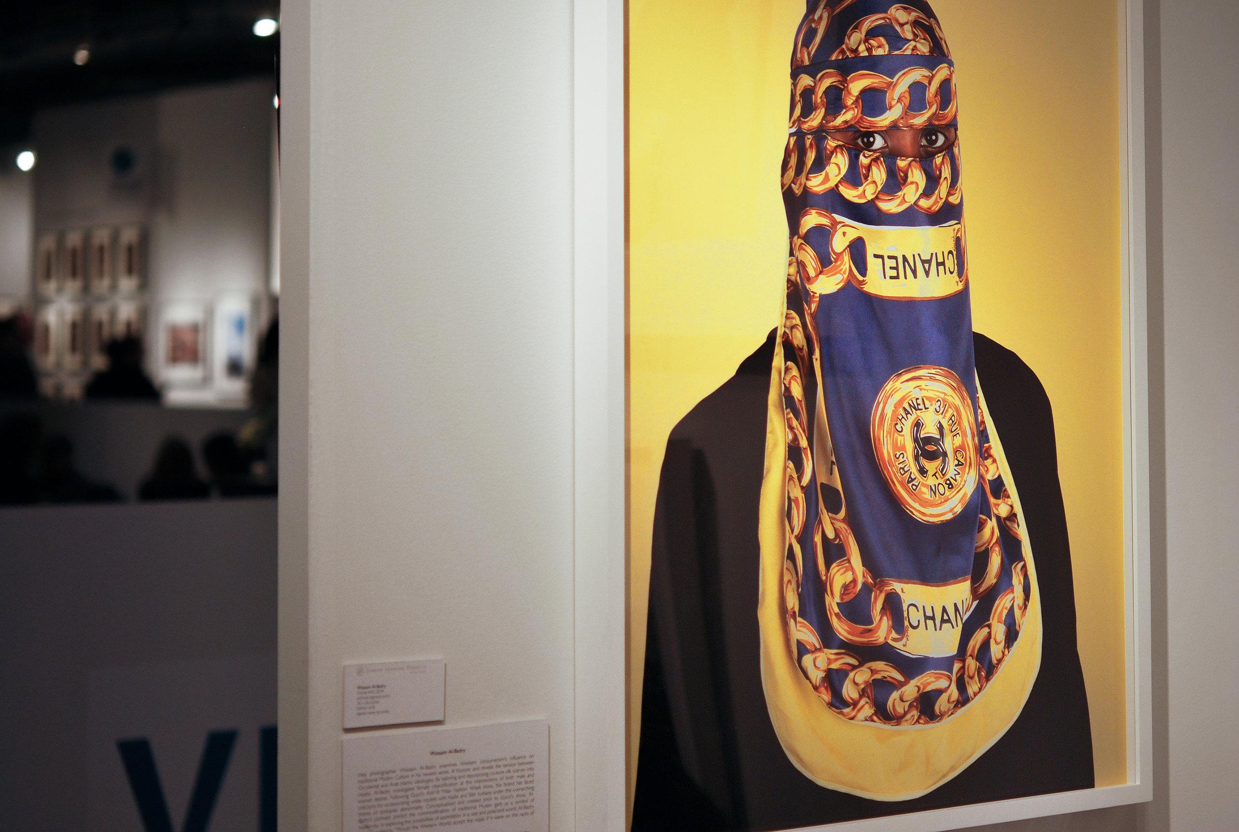 "Wesaam Al-Badry, ""Chanel #VII,""  Jenkins Johnson Projects"