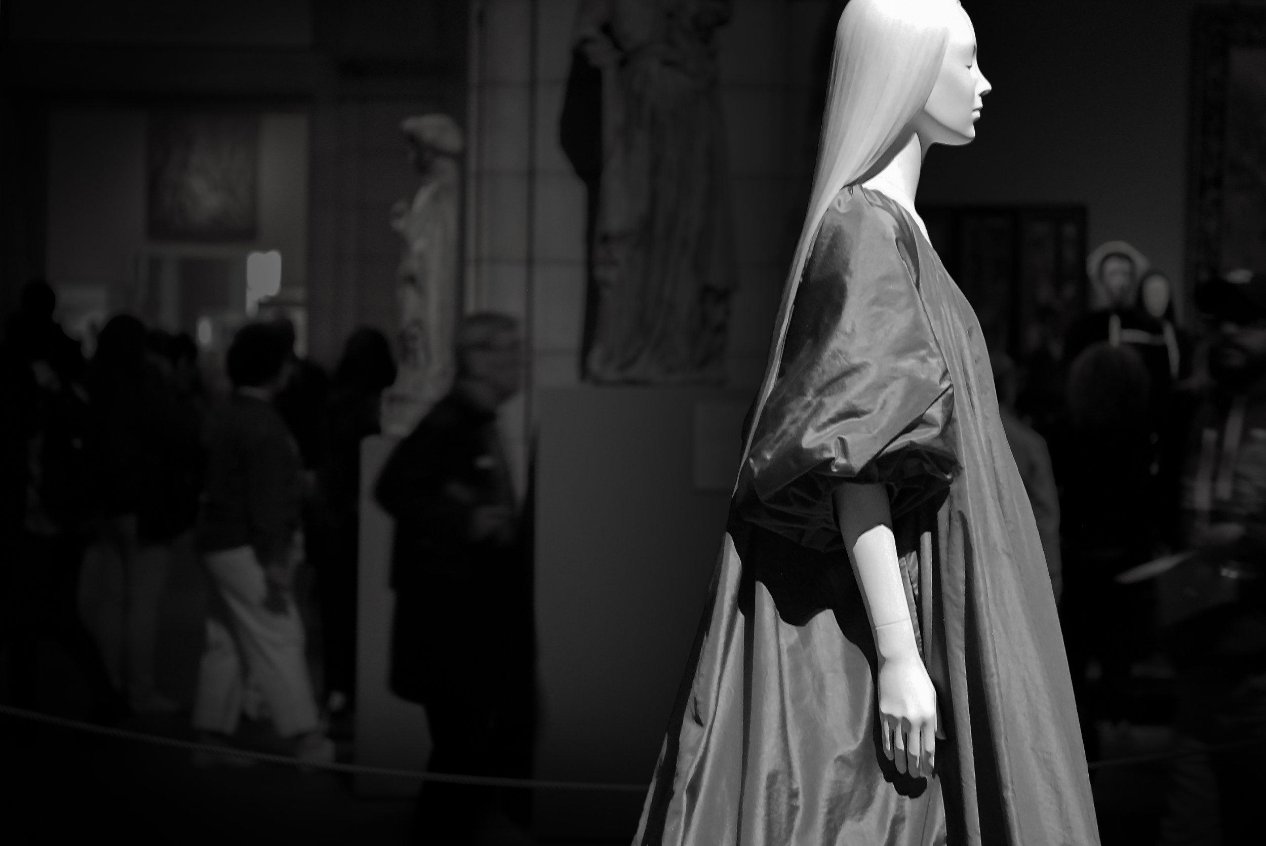 Pierpaolo Piccioli  for Valentino, EVENING DRESS, autumn/winter 2017-18