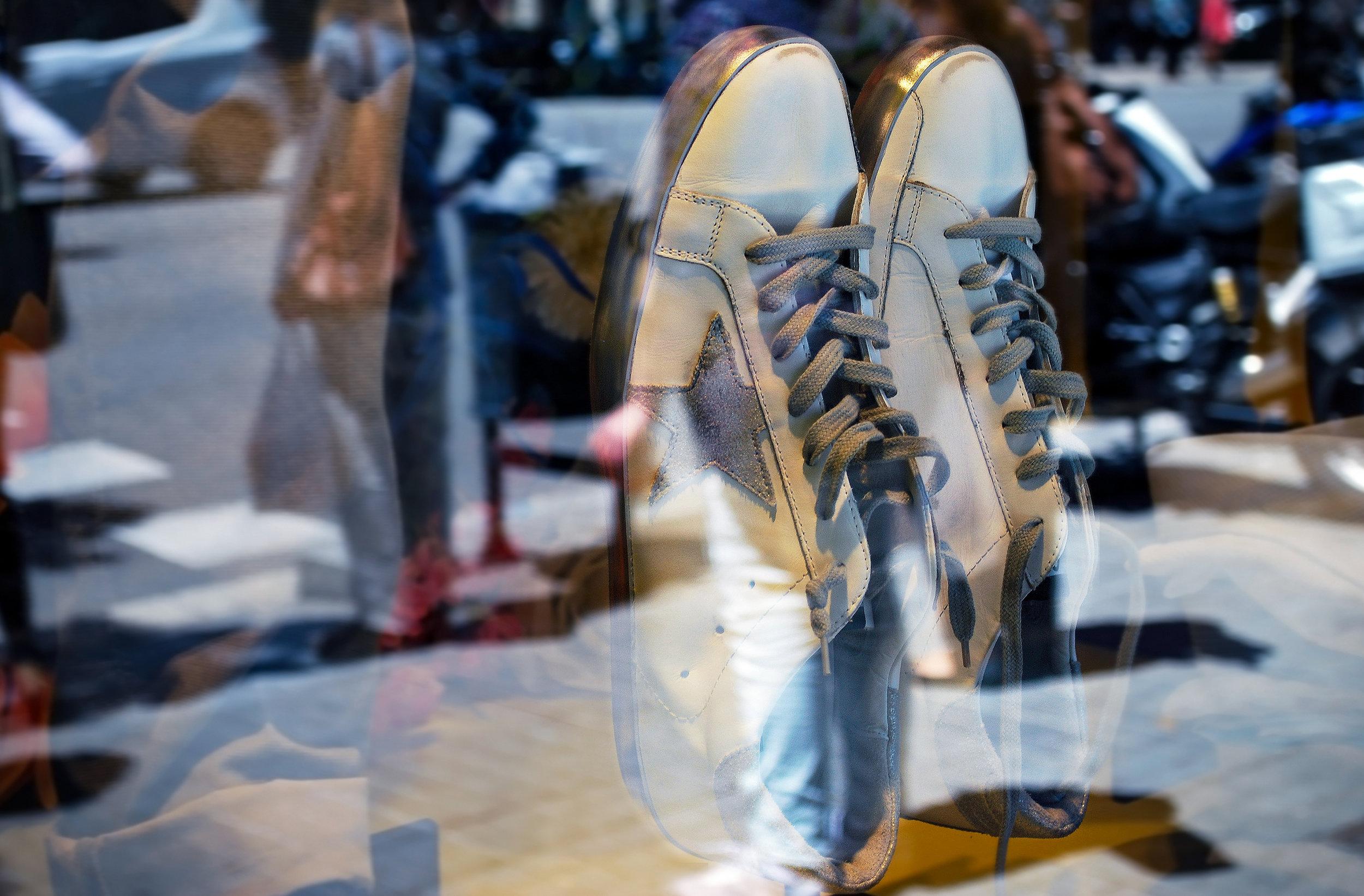 Nino Alvarez store (featuring Golden Goose Deluxe Brand sneakers)