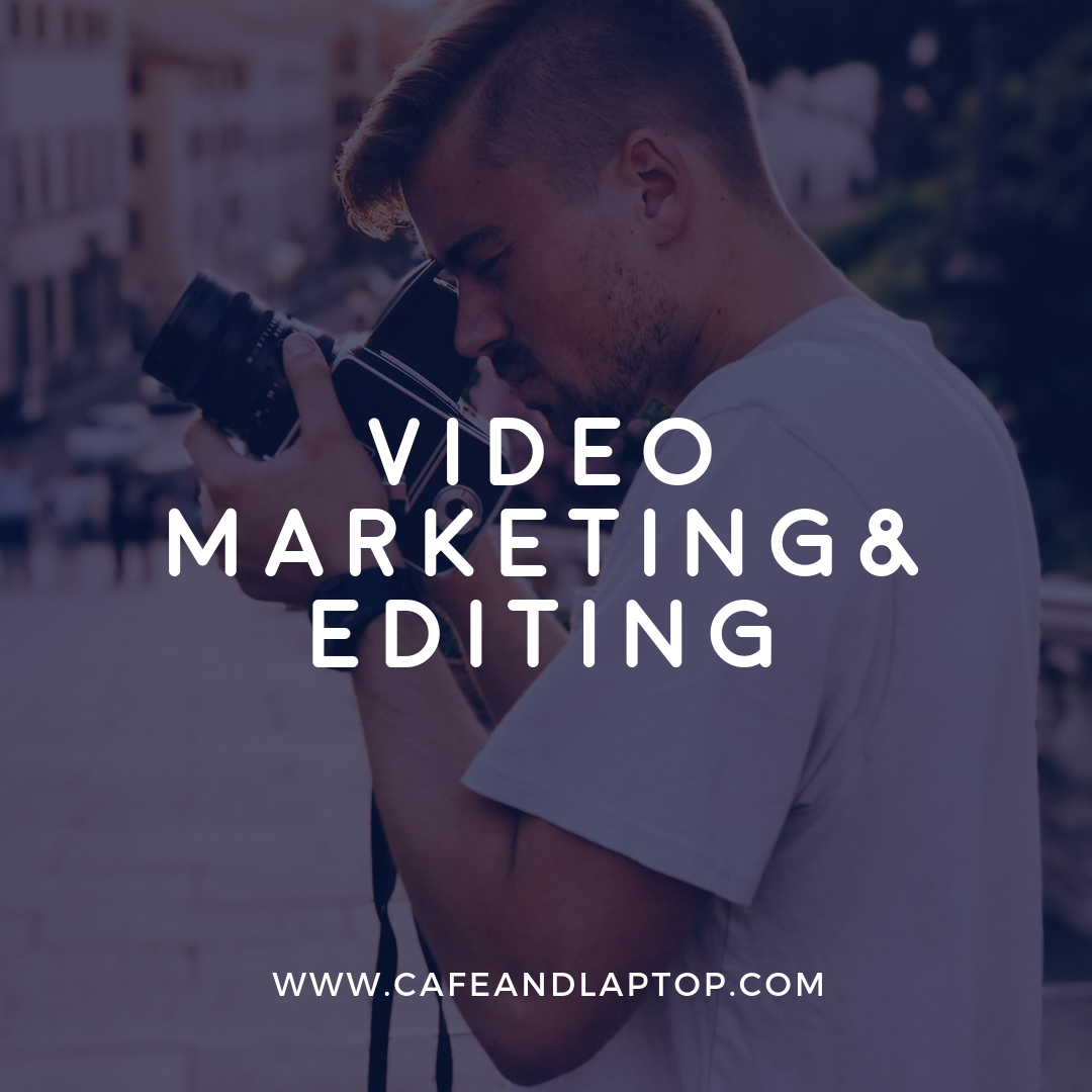 video marketing and editing