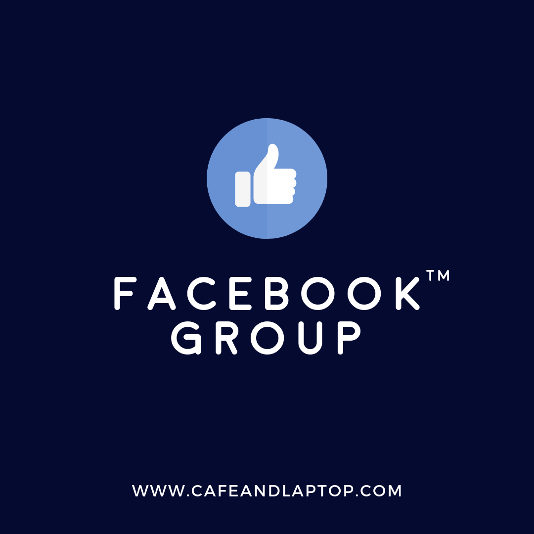The Social Business Cafe Facebook Group is a premium feature of the membership. It will be monitored by me and my team!