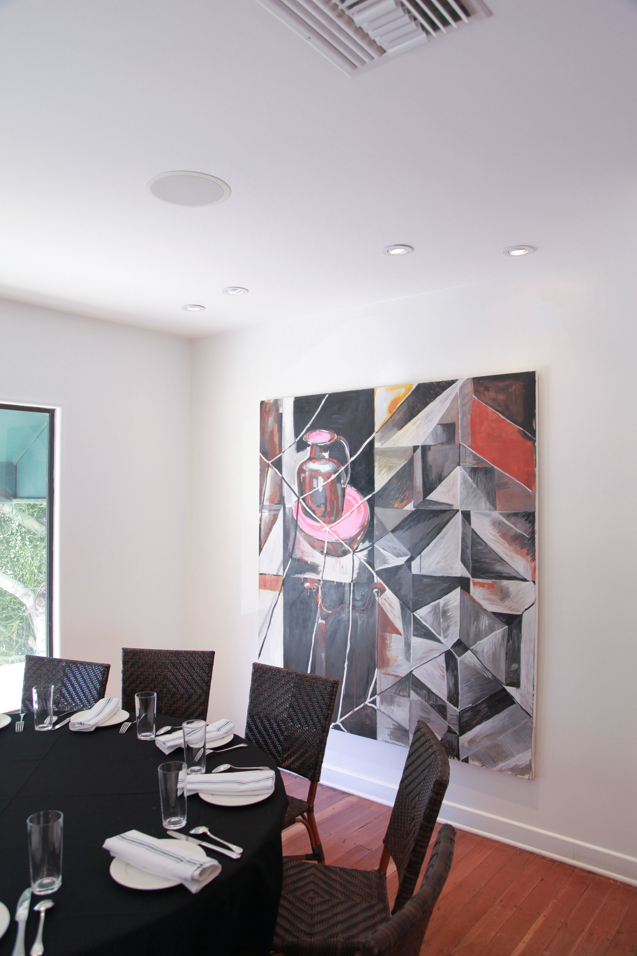 Installation view: Alastair Mackinven