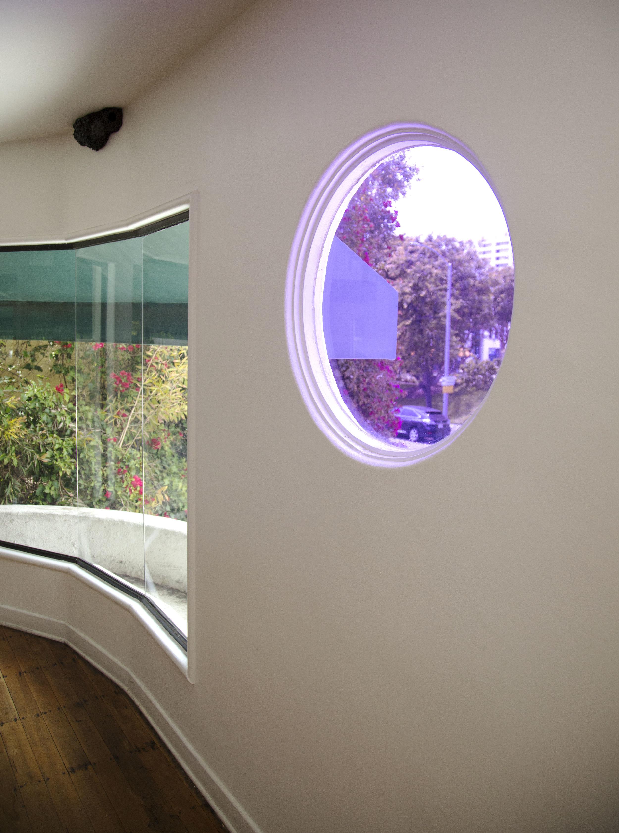 Installation view: Phillip Zach, Martine Syms