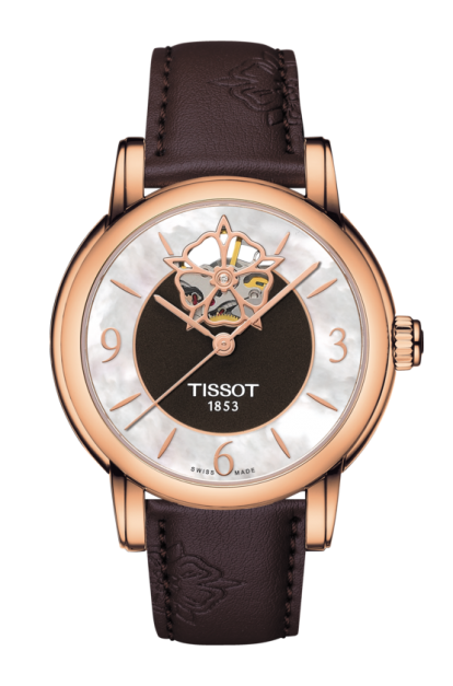 TISSOT LADY HEART POWERMATIC 80. Ref: T050.207.37.117.04