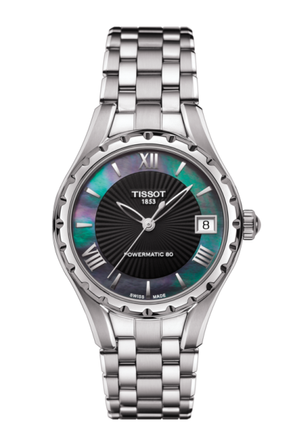 TISSOT LADY POWERMATIC 80. Ref: T072.207.11.128.00
