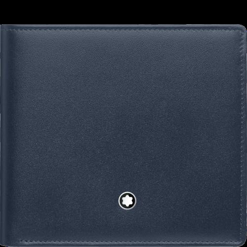 Meisterstück Wallet 4cc with Coin Case