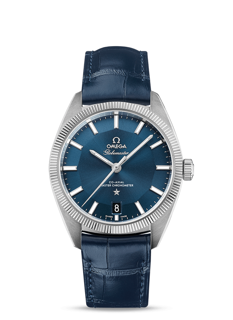 GLOBEMASTER OMEGA CO-AXIAL MASTER CHRONOMETER 39 MM